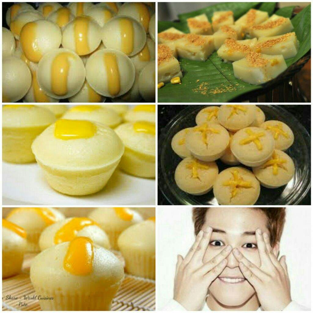 Kakanin business - They Re Round Cupcake Like Kakanin Made From Rice Flour Mixed With Coconut Milk And Sugar They Are Steamed For Almost An Hour And Topped With Sliced
