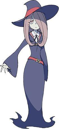 Sucy Manbavaran Wiki ˜�little Witch Academia☆ Amino