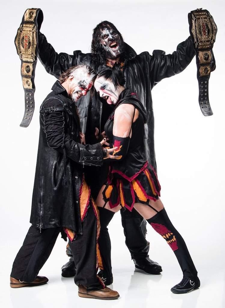 Abyss Wrestler 2014