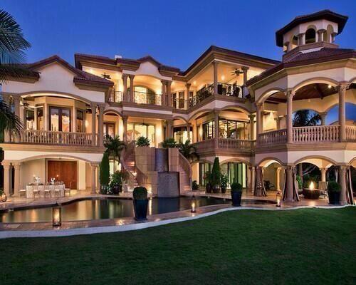 Rich house Virtual Space Amino