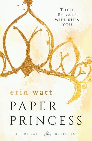How To Review Book You Havent Read >> Review Amp Discussion Paper Princess By Erin Watt Books