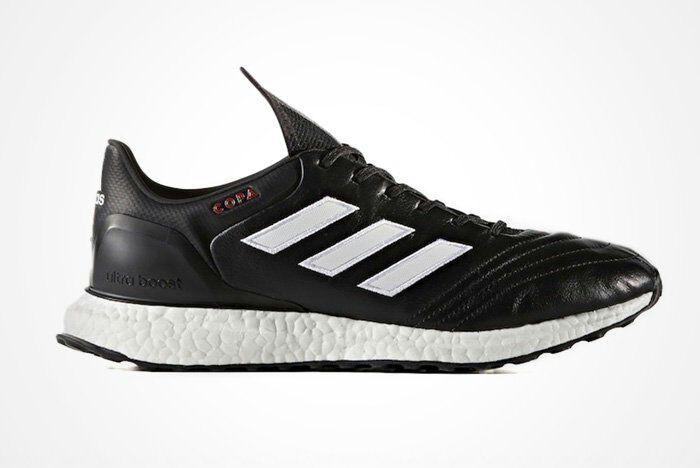 6401aaf9b838 adidas Copa 17.1 Ultra Boost (Black White) – Sneaker Freaker ...