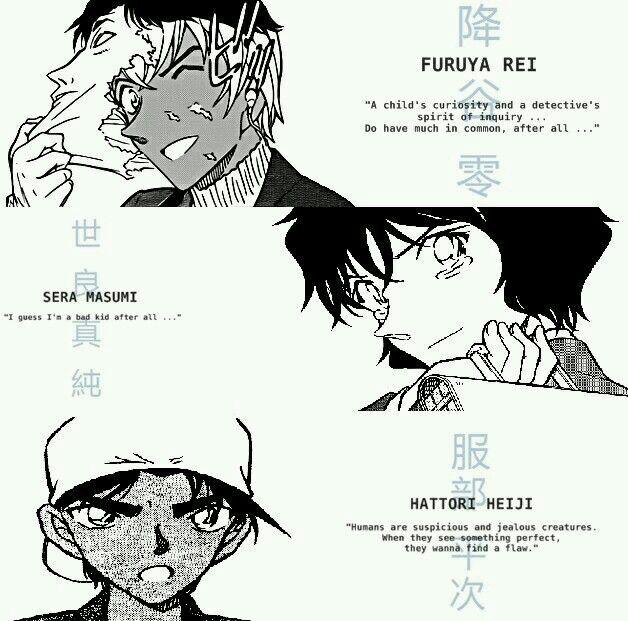 Detective Conan & Magic Kaito. Amino