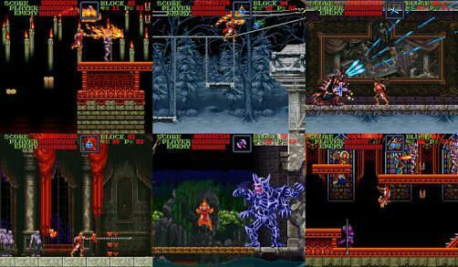 castlevania bloodletting