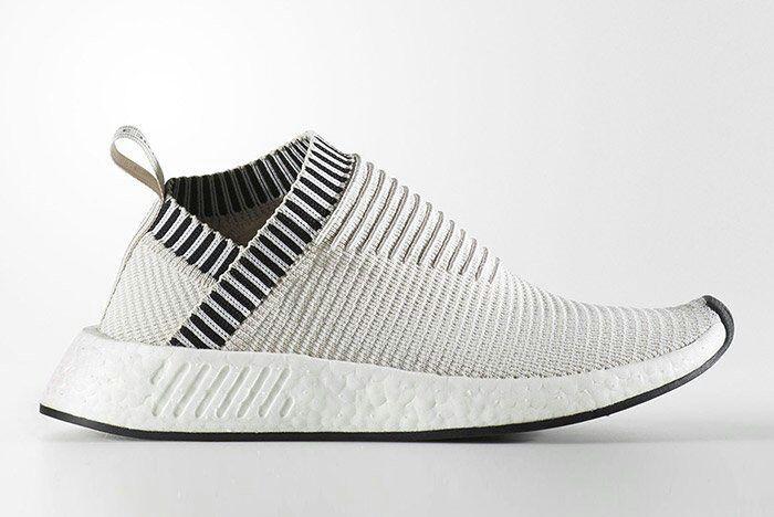 8880542c6575c adidas NMD City Sock 2 (Pearl Grey) – Sneaker Freaker