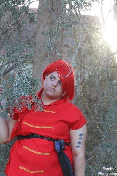 Ranma 12 cosplay