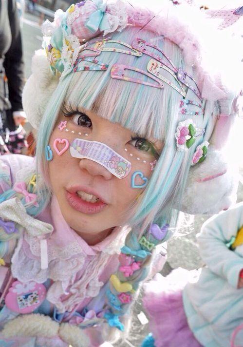 Fairy kei  Decora Kawaii holleyteatime  Instagram