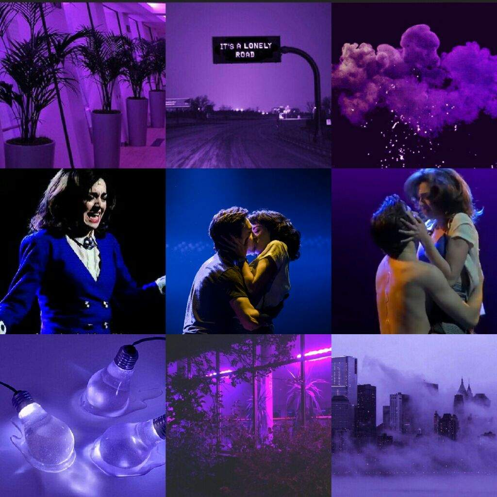 Purple Mood dead girl walking][purple][mood board] | heathers amino