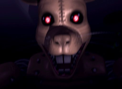 monster rat fnaf