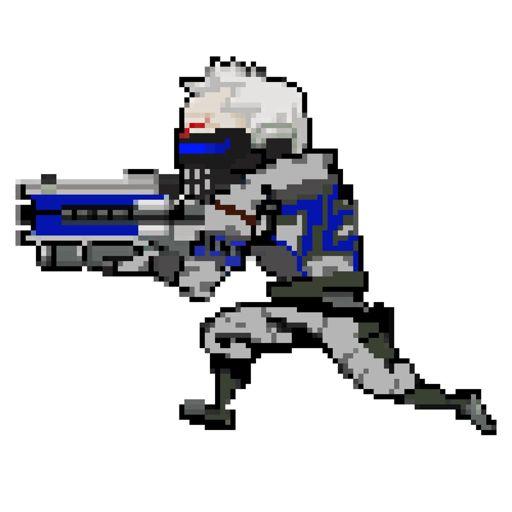 how to get reaper pixel spray