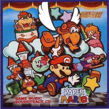Top 5 Paper Mario 64 songs | Paper Mario Amino
