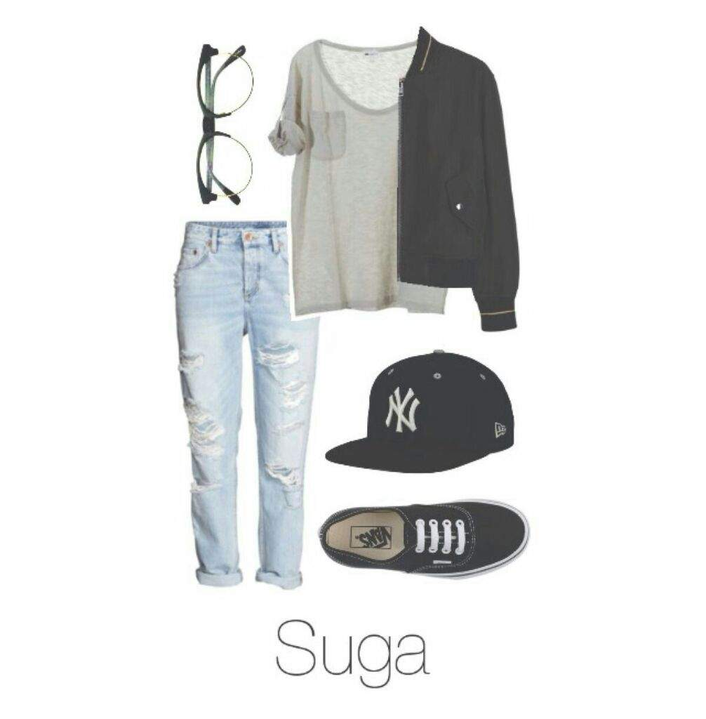 BTS INSPIRED OUTFITS ?