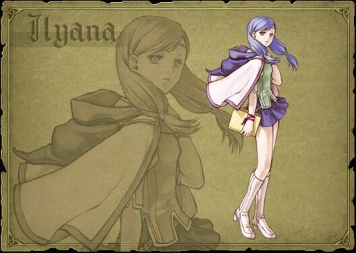 Ilyana Wiki Fire Emblem Amino
