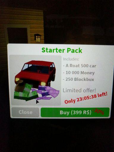 Should I Buy The Bloxburg Starter Pack Roblox Amino