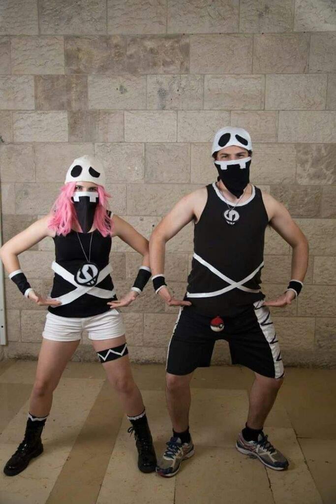 Pokemon Sun Amp Moon Team Skull Grunt Cosplay Cosplay Amino