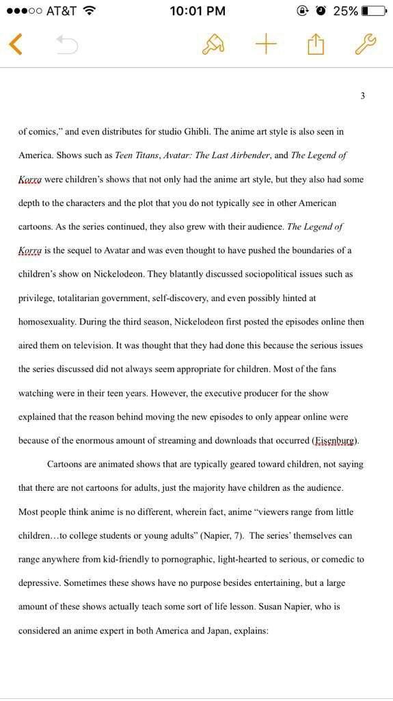 i didn write my essay