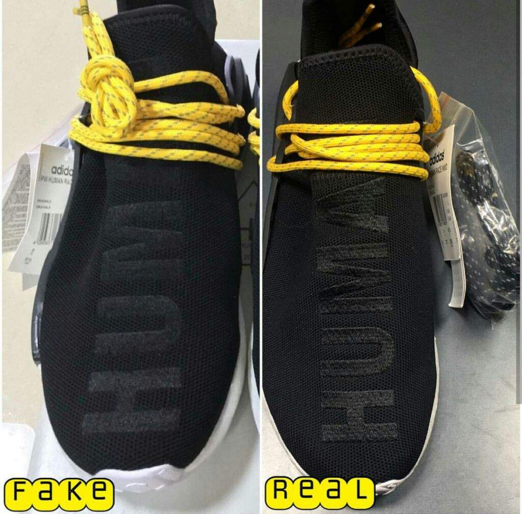 KoF Live: Pharrell x adidas NMD Human Race Unboxing (Video