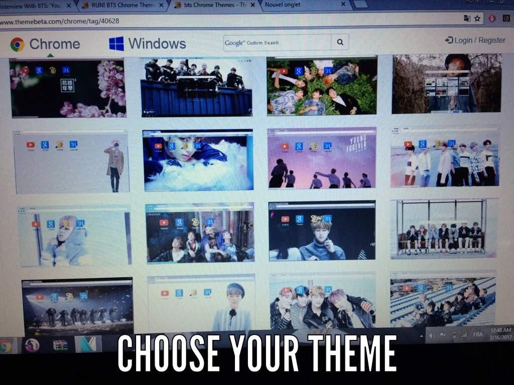Google themes themebeta - Sorry For My Bad English I Speak French Xd