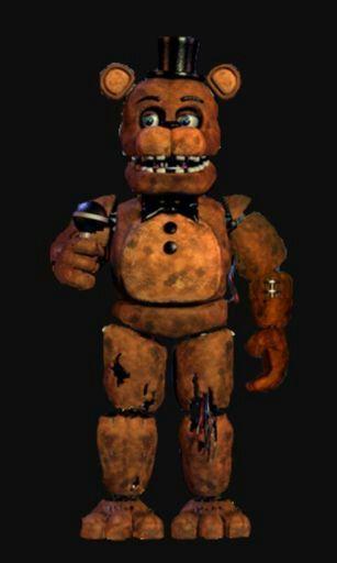 Old Freddy Toys : Os quiero hablar de los animatronico old y toy fnaf