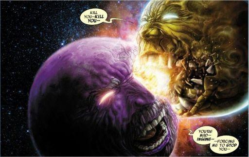 Ego El Planeta Viviente Wiki Comics Amino