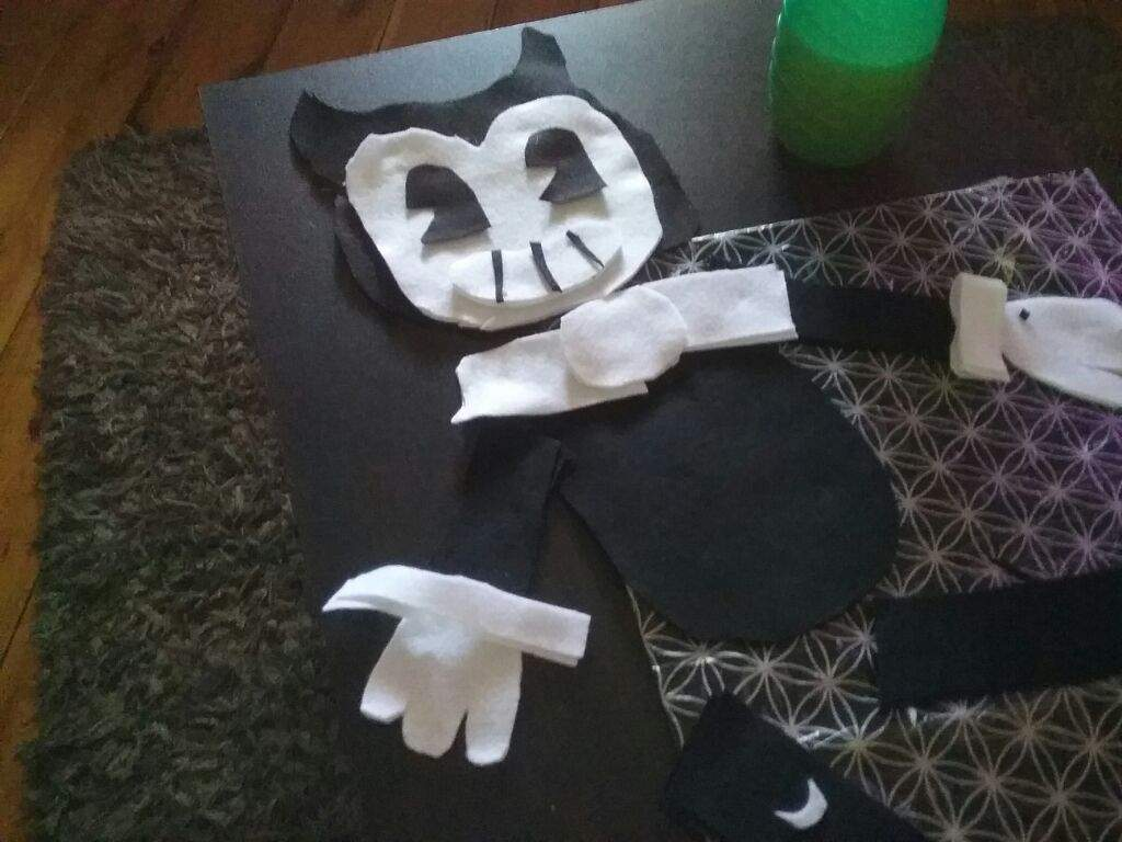 bendy and the ink machine plushie