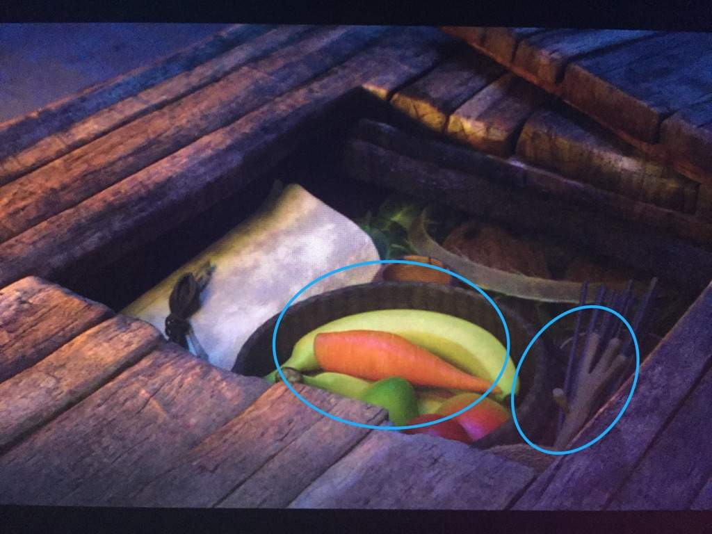 Olaf S Easter Egg Finally Found In Moana Disney Amino