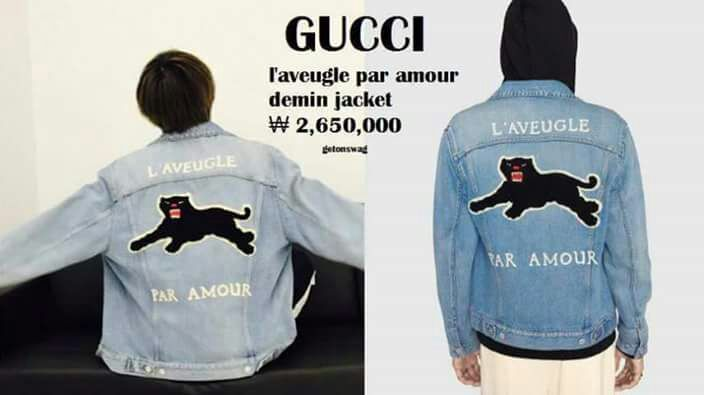 Taehyung X Gucci The Perfect Concept Army S Amino