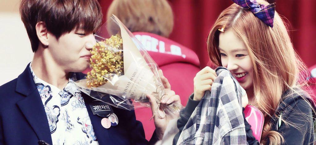 Taehyung and irene dating simulator