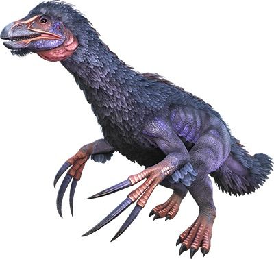 Ark Baby Oviraptor Food