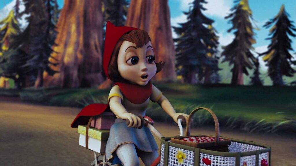 Hoodwinked Red Movie Review #44: Hood...