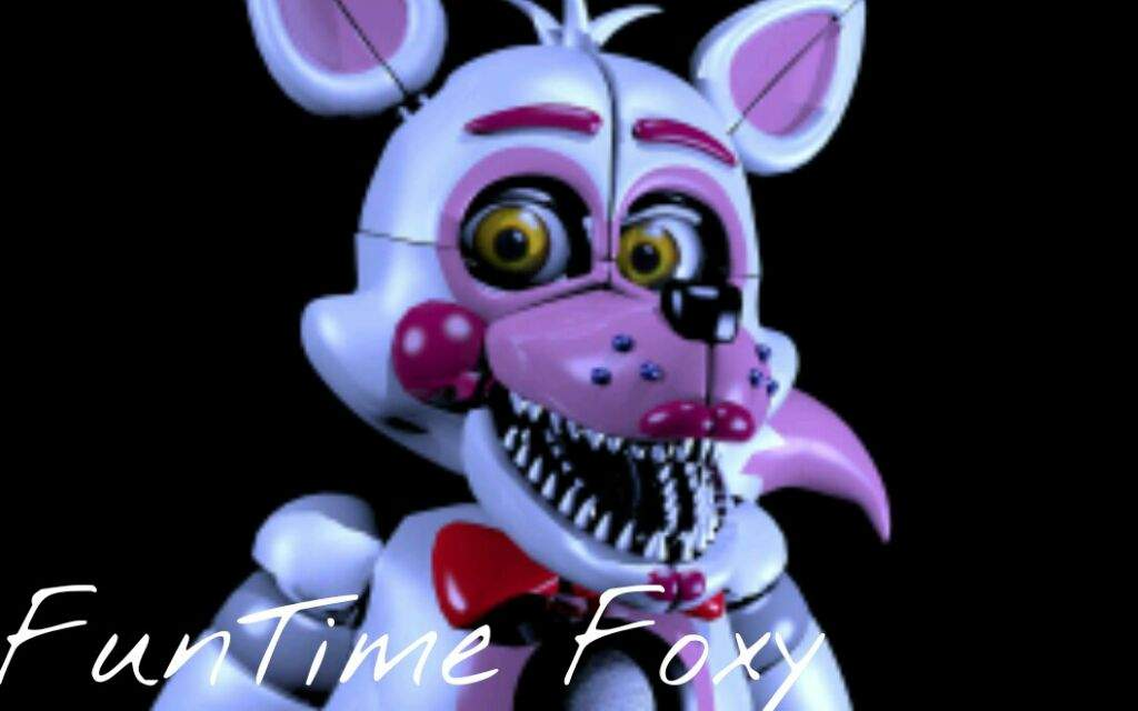 Funtime Foxy Five Nights At Freddy S Amino