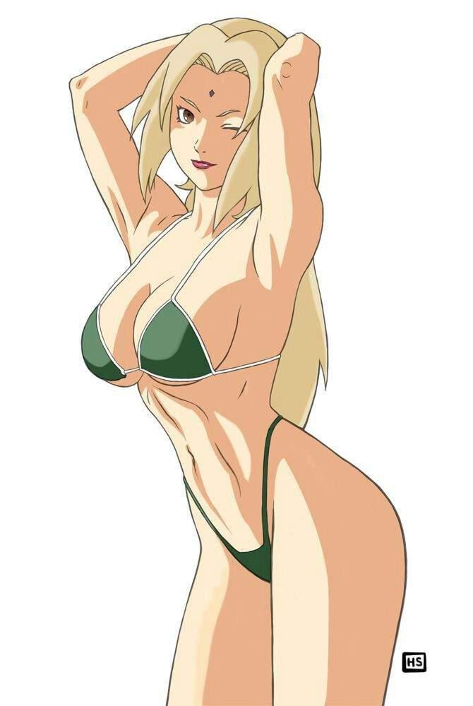 Цунада порется с другими порно анимэ мультфильмы