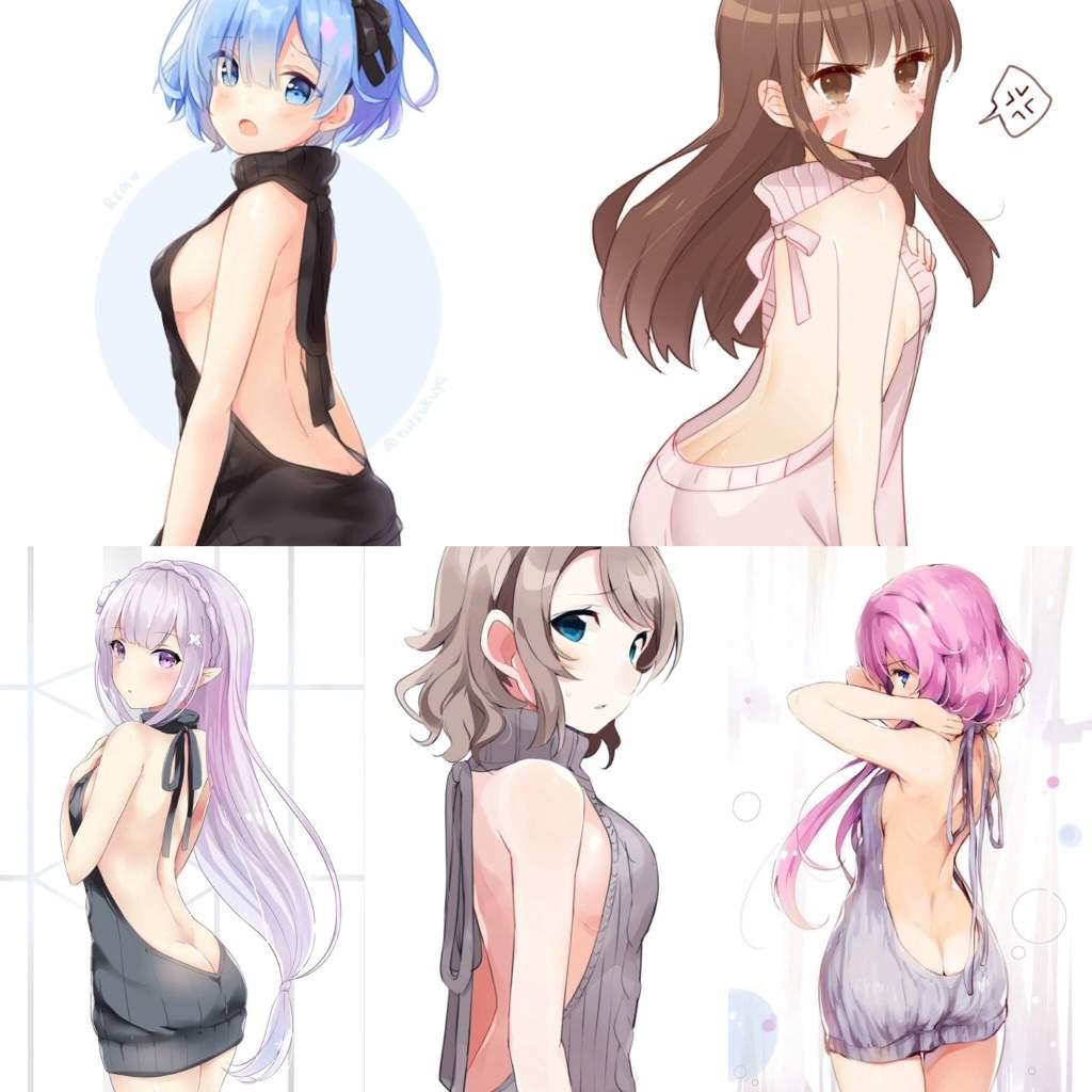 anime virgin