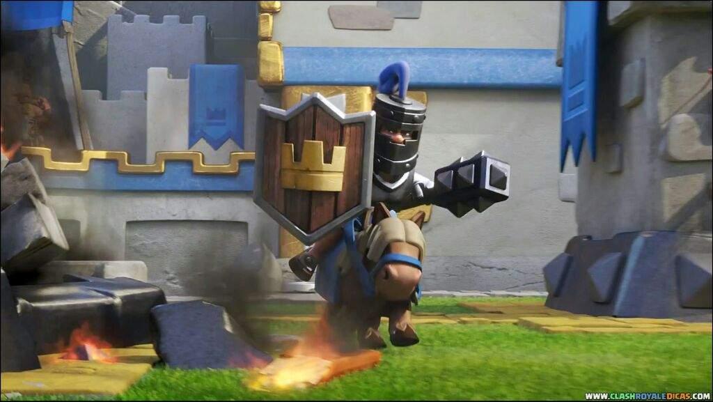 Príncipe das Trevas - Clash Royale