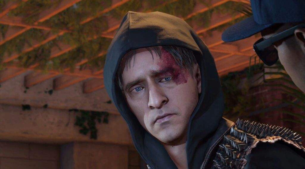 Watch Dogs  Characters Wrenh