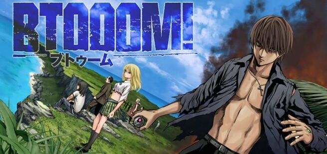 Image result for btooom anime season 2