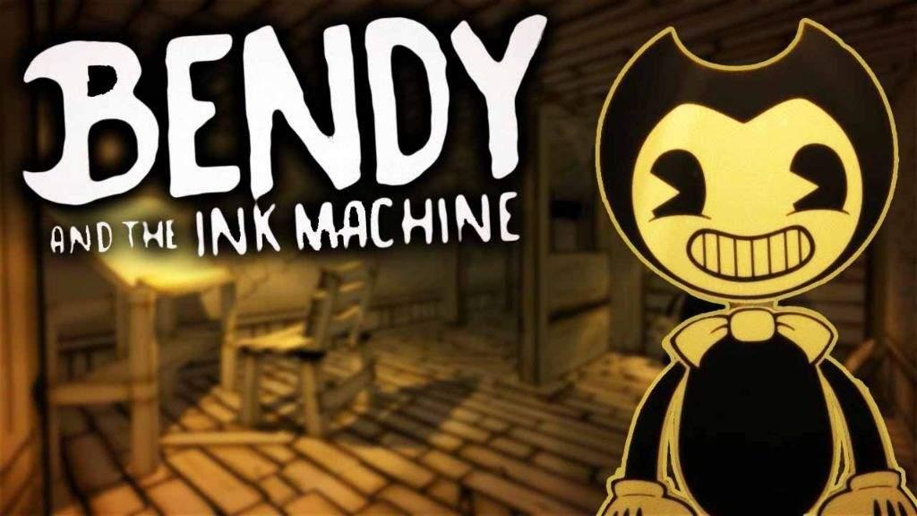 Bendy   Bendy and the Ink Machine RUS Amino