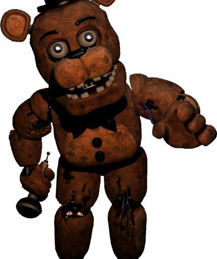 Old Freddy Toys : Old freddy fnaf wiki amino español
