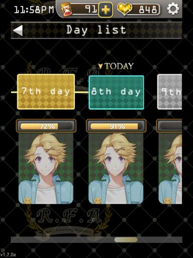 anyone completed all chat rooms in a day mystic messenger amino rh aminoapps com