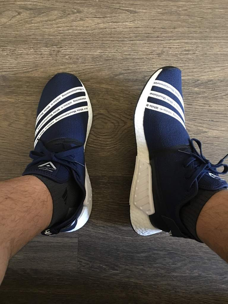 quality design d8a5d 4714d Adidas x White Mountaineering NMD R2  Sneakerheads Amino