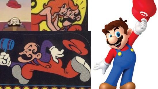Super Mario Bros  / Early Installment Weirdness - TV Tropes