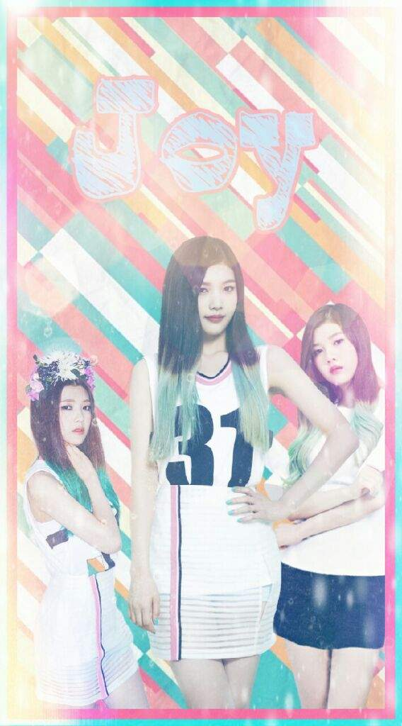 Joy Edit Wallpaper Red Velvet Amino