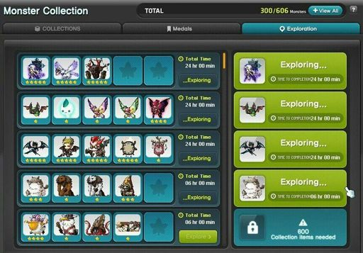 monster collection guide wiki maplestory amino