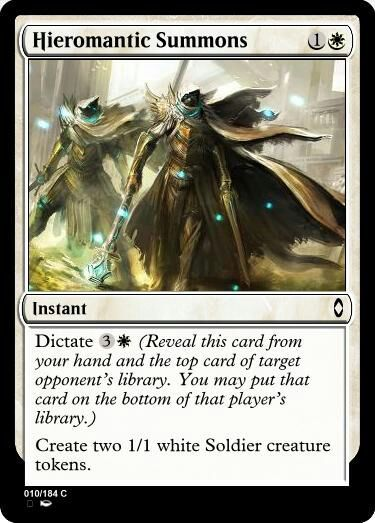 Designing with Limits (Guest Post by Karns_Pyromancer) | MTG