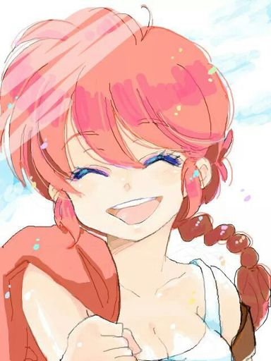 Chica De Cabello De Fuego Anime Amino