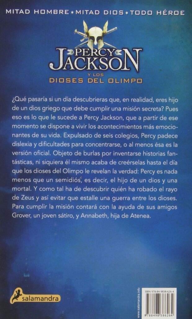 el orden de los libros de percy jackson pdfs �percy