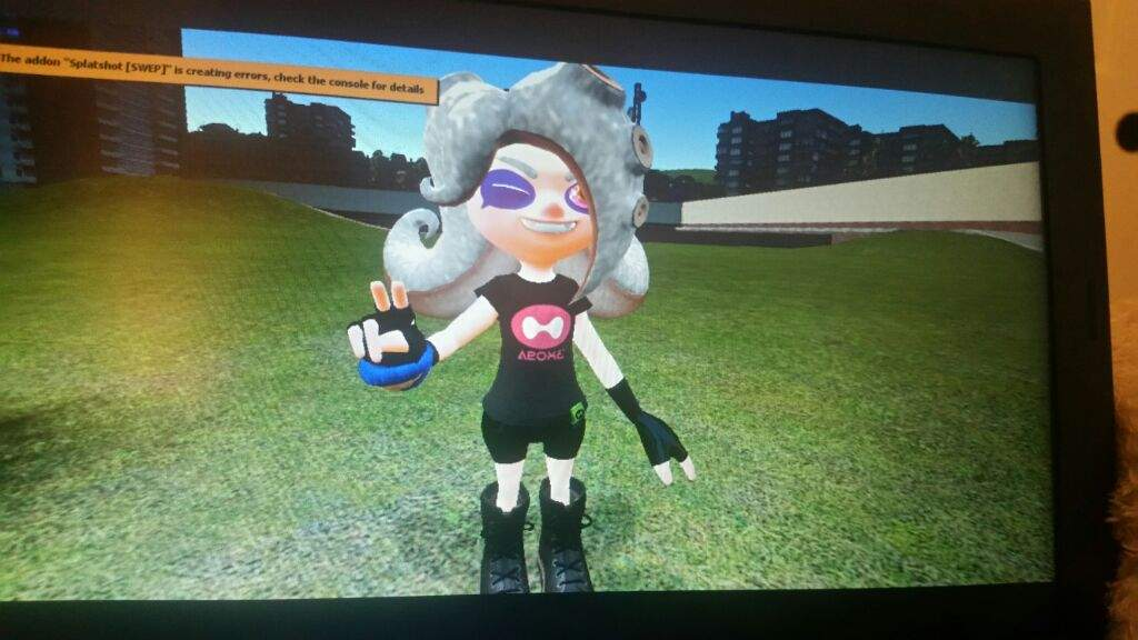 My 9th gmod poster (3rd of Opal) | Splatoon Amino