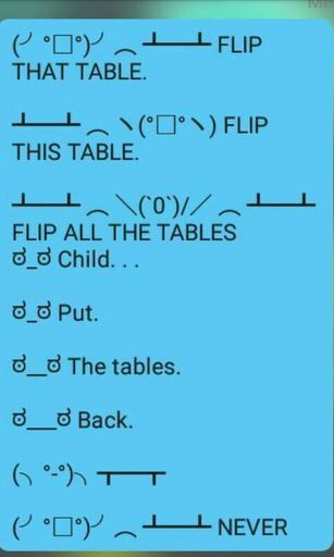 FUCK TABLES Undertale Amino - Flip this table flip that table