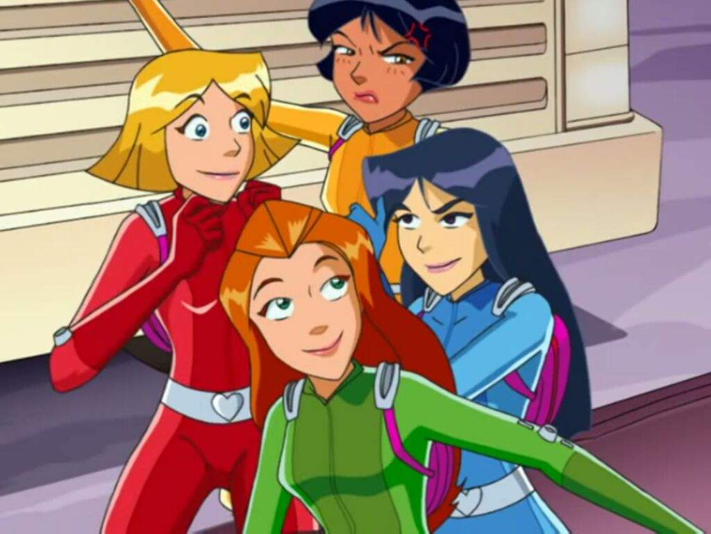 Totally spies images 91