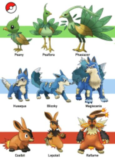 Pokemon Past And Future
